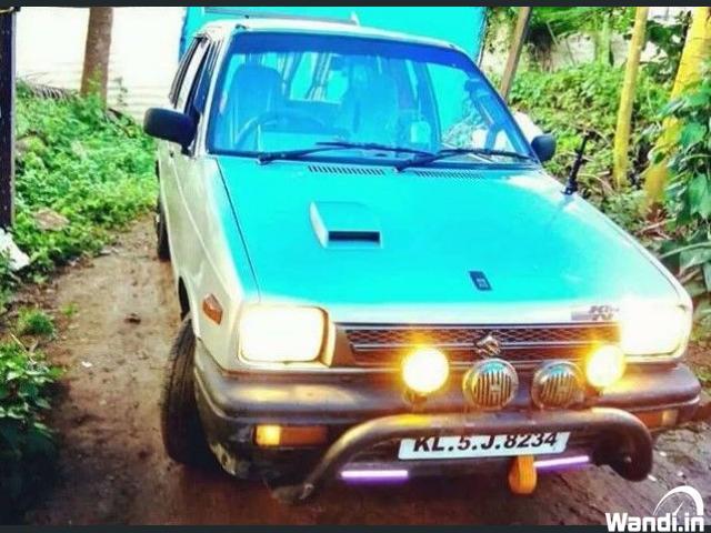 Maruti 800 38000 Piravom Cochin