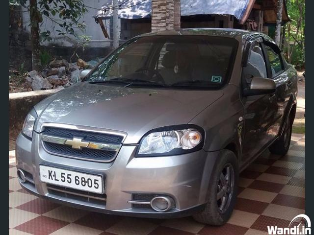 Cheverolet aveo sedan Calicut, Kerala