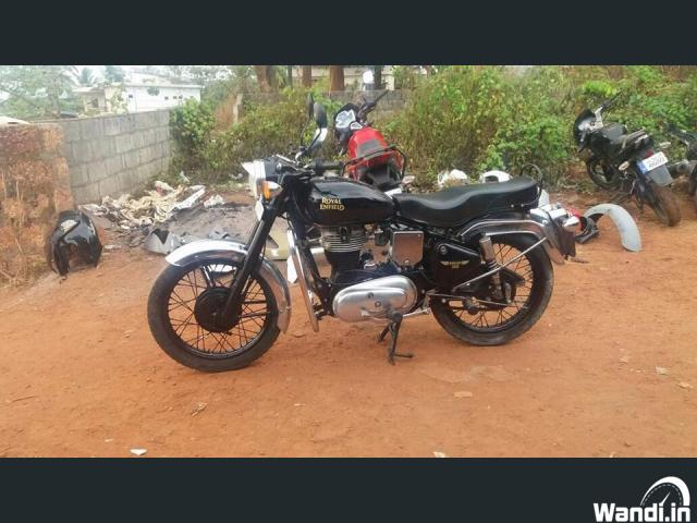 Ex- Army Royal Enfield Bullet
