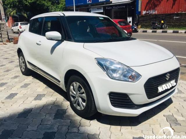 2018 swift vxi (petrol)
