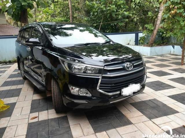 2017 Toyota crysta