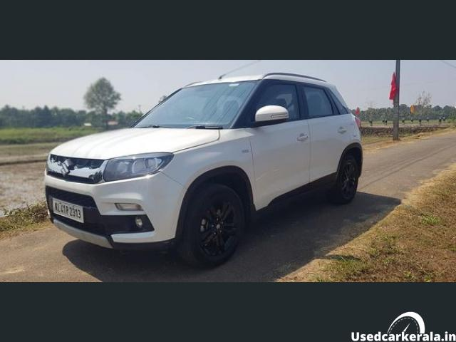 2018/10 Vitara Breeza Zdi+ ( manual)