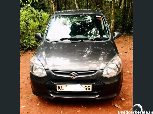 Alto 800 2016 doctor use 30000 km