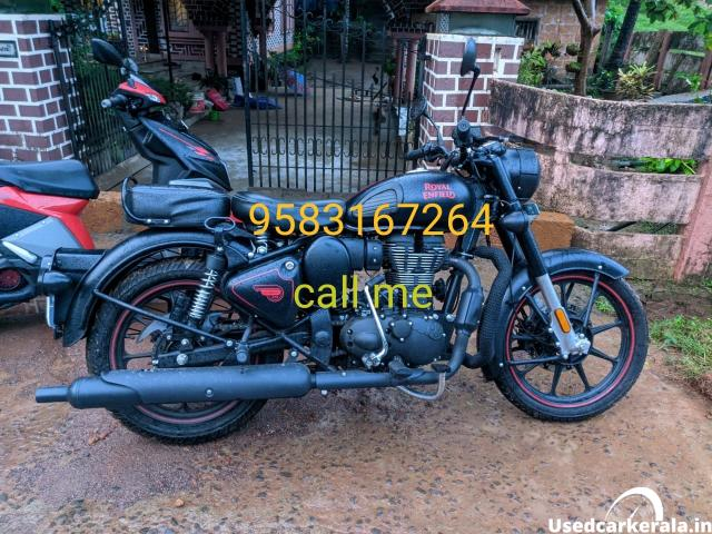 Second Hand Classic 350 for sale in Kerala, Used Royal Enfield ... - OLX