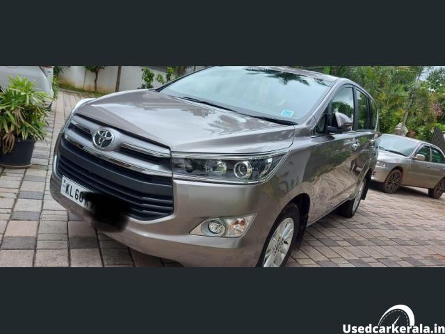 2019 model Innova Used Car Malappuram