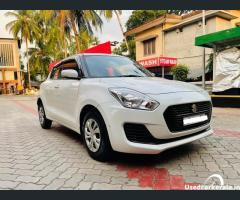 2018 swif vxi Calicut Used Car