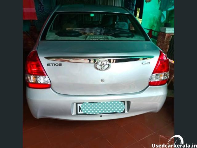 2015 Toyota Etios GD, Diesel car for sale