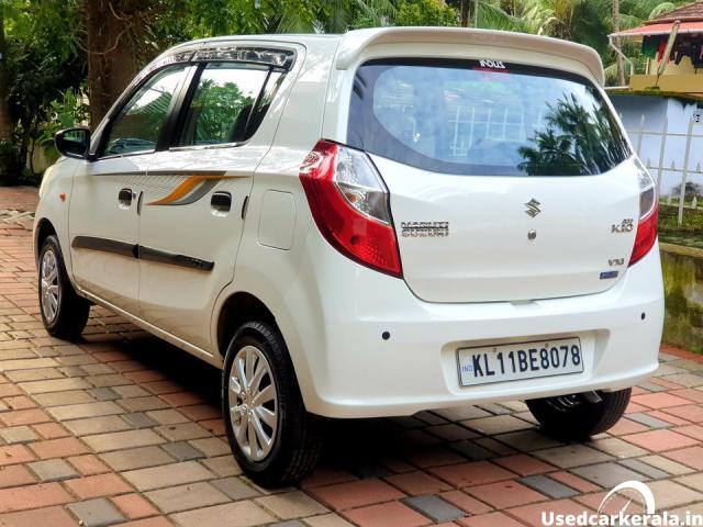 2016 Maruti alto k10 automatic VXI, 17000km only