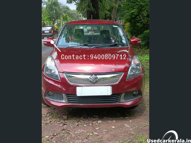 Swift Dzire VDI | 2016 | Good condition | 38500kms only