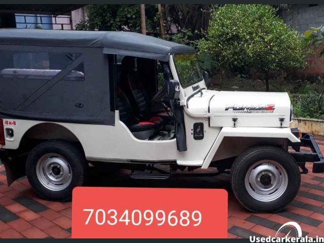 Mahindra Jeep Mdi 2WD,1998 Model