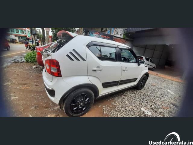 Maruti ignis zeta 2018, 42000km for sale