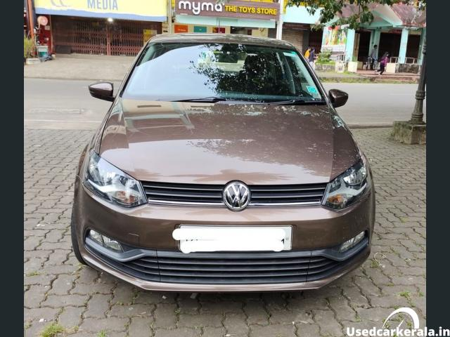 Polo 2018 Comfortline, 43000km only for sale