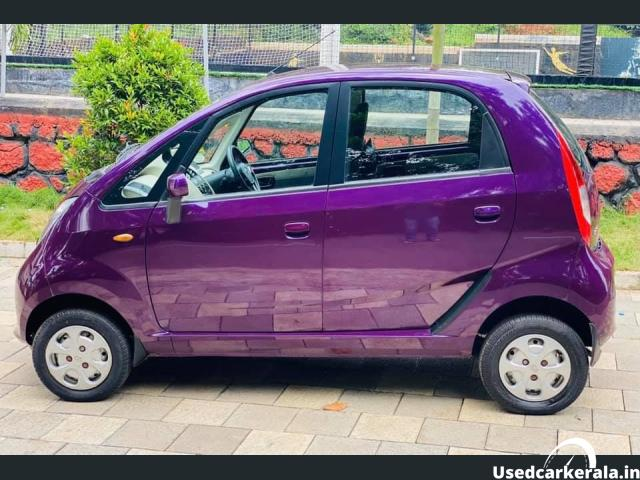 Nano Automatic 2015 30000 KM only for sale
