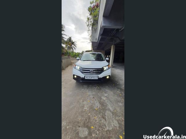 2013 model Honda CRV fully automatic for sale