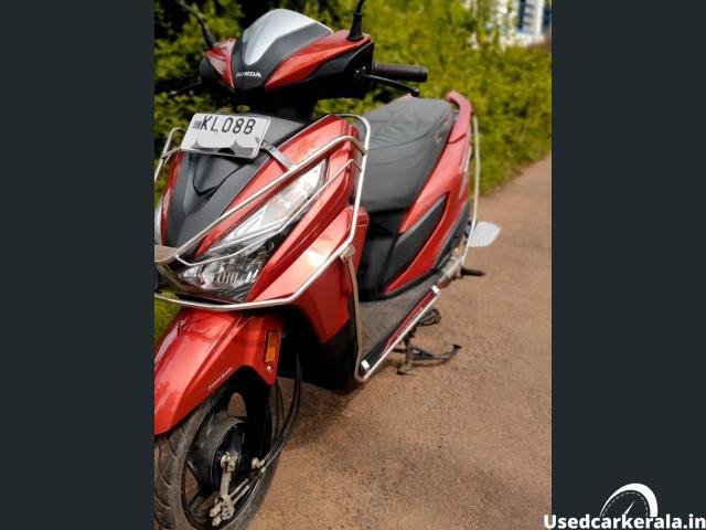 Honda Grazia, full option, 8000km running