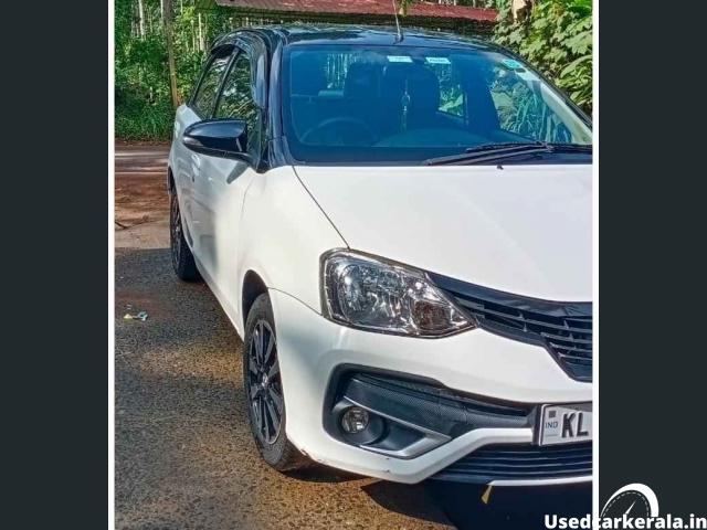 Etios Liva VD 2019 for sale in Nilambur