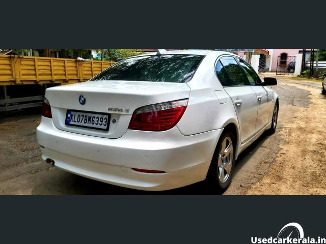 2010BMW 520D Automatic for sale