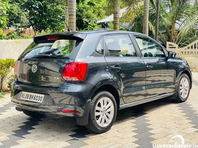 2015  Polo GT TSI automatic for sale