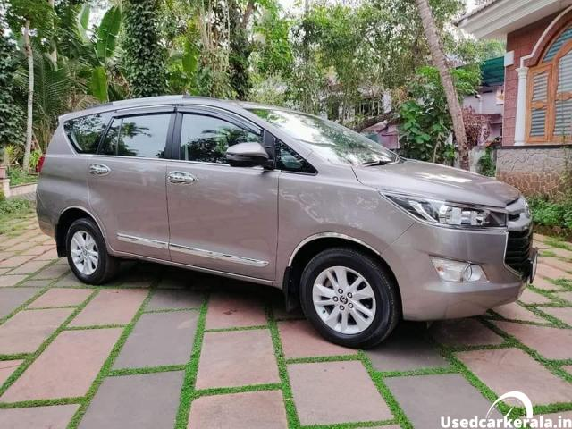 2017 TOYOTA INNOVA CRYSTA, 68000km only for sale