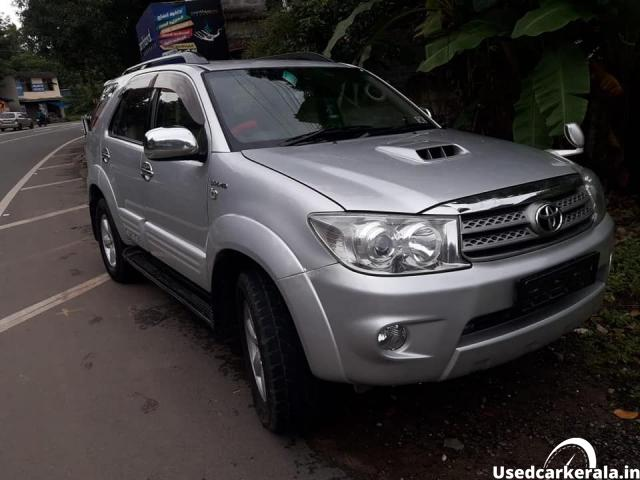 Toyota Fortuner 4*4 manual top end model for sale