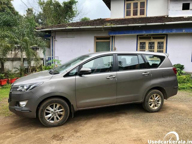 2019 Crysta G plus, 59000km only, for sale