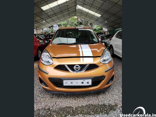 2018 Nissan Micra CVT Automatic for sale