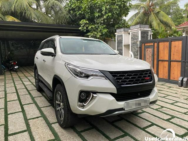 2018 model Fortuner 4 wheel automatic for sale