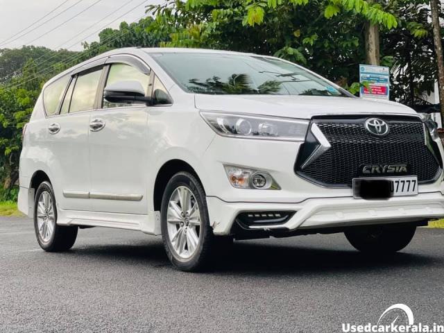 2020 model Toyota Crysta V for sale