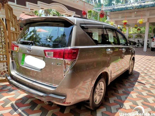 2016 Innova Crysta G4 for sale in Cochin