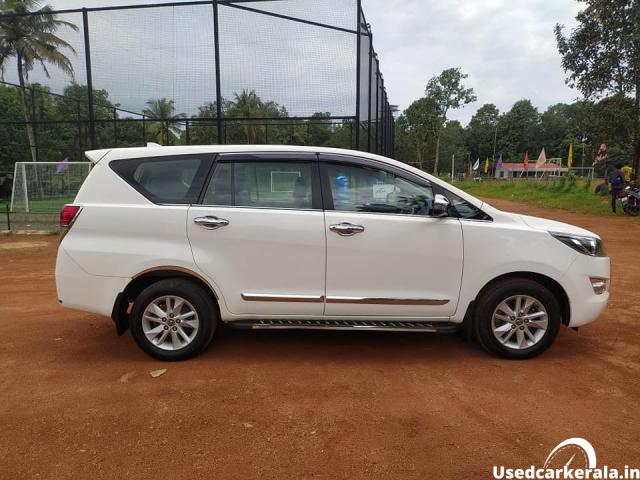 2017 Innova Crysta manual 2.4 G Well maintained for sale