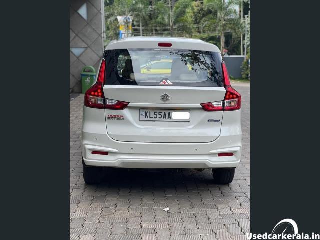 2019 Maruthi Ertiga Smart Hybrid for sale in Tirur