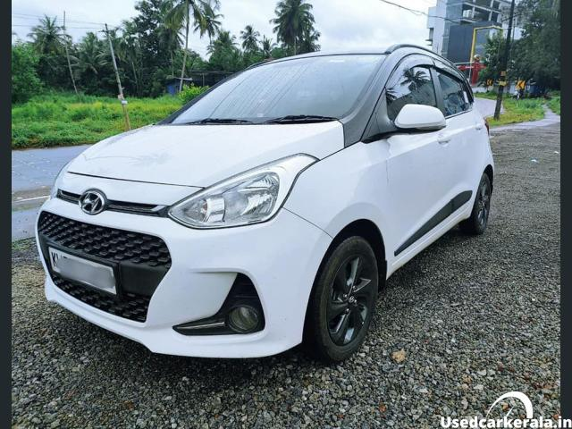 2018 Hyundai Grand i10 Sportz Option 20,000 km only, for sale