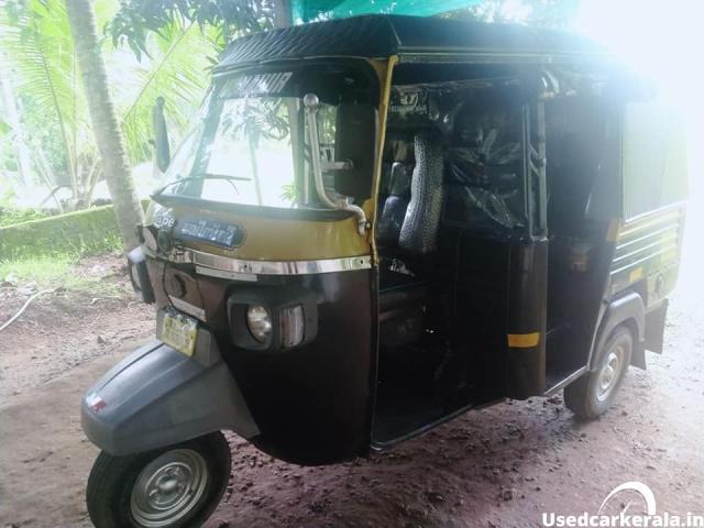 2010 NOV APE PASSENGER autorickshaw for sale