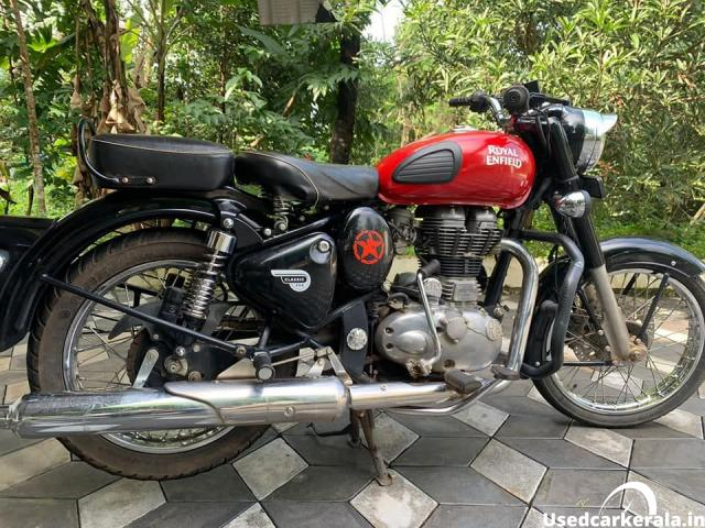 2017 Royal Enfield Classic 350, 32000.km only for sale