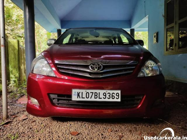 Toyota Innova 2.5V for sale in Kanjirappilly