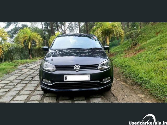 Volkswagen Polo 2017 for sale in Thodupuzha