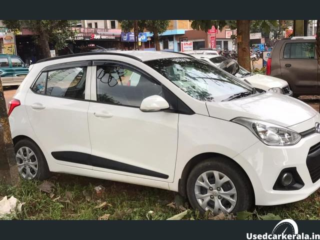 2016 Grand i10 Sportz- 28000km for sale in Palakkad