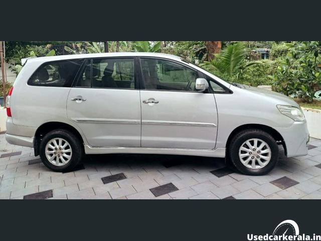 2012 Toyota Innova V for sale