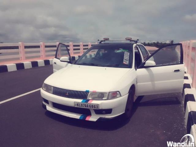 Lancer car ₹150,000 Taliparamba, kannur