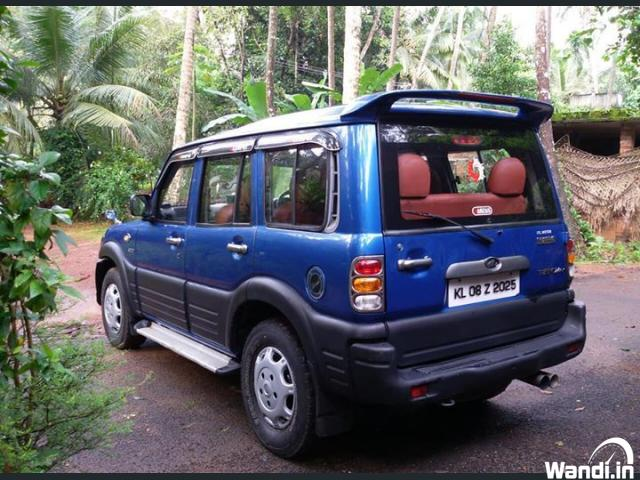 Scorpio full option 2003 Last ₹155,000