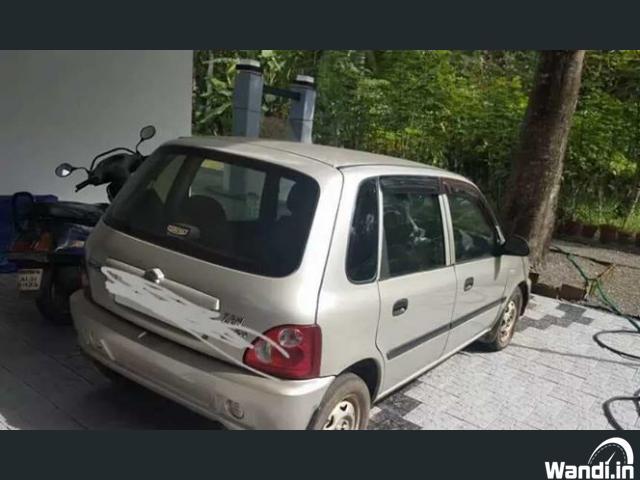 Zen diesel single owner Trivandrum