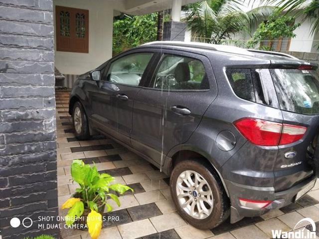 2013 registered Ford titanium Diesel Malappuram