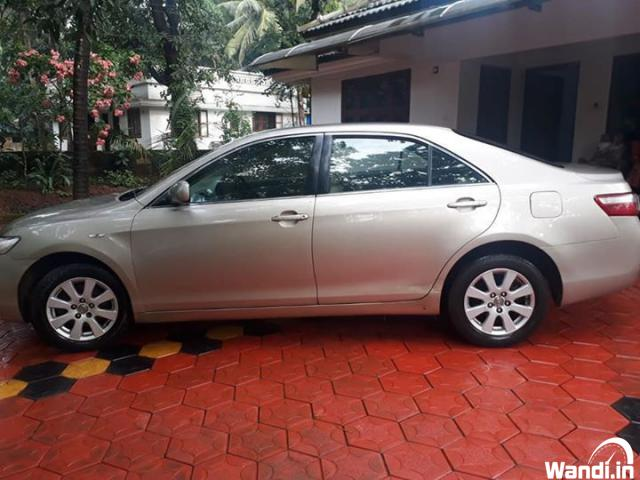 Used Toyota camry Petrol Thrissur