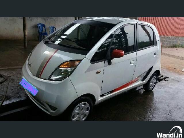 Tata Nano 2012 ac Wayanad