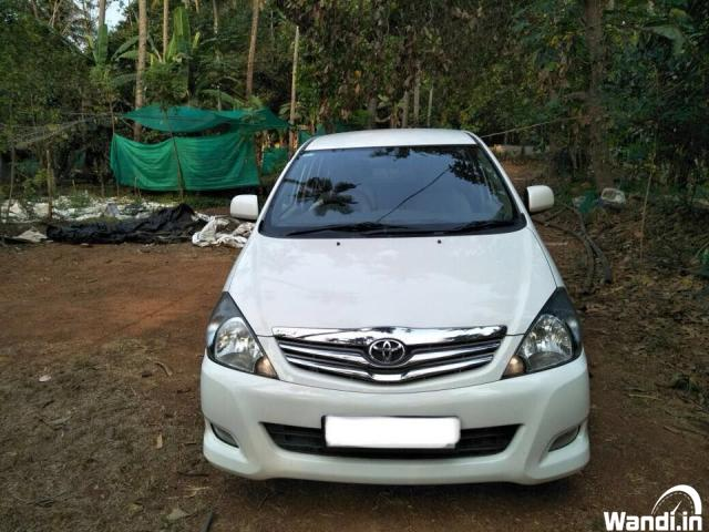 MM Rent A Car Innova For Rent Self Drive Only for Kerala NRI's