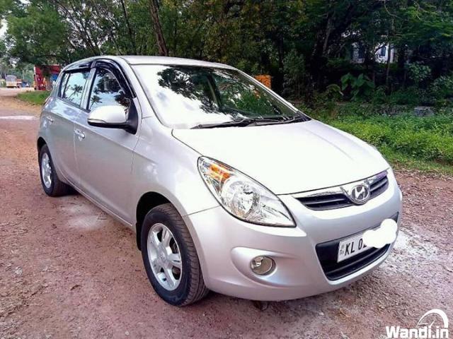 2010 Hyundai 120 sportz 1.2 petrol Kollam