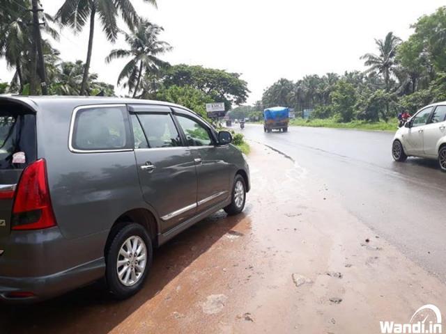 Toyota Innova V option Thrissur
