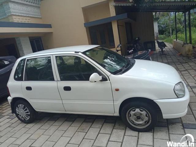 2004 model Zen DI white colour