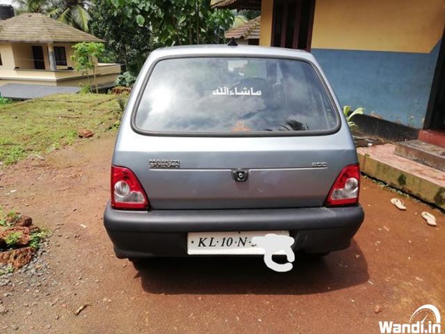 Maruthi 800 2002 for sales model Malappuram