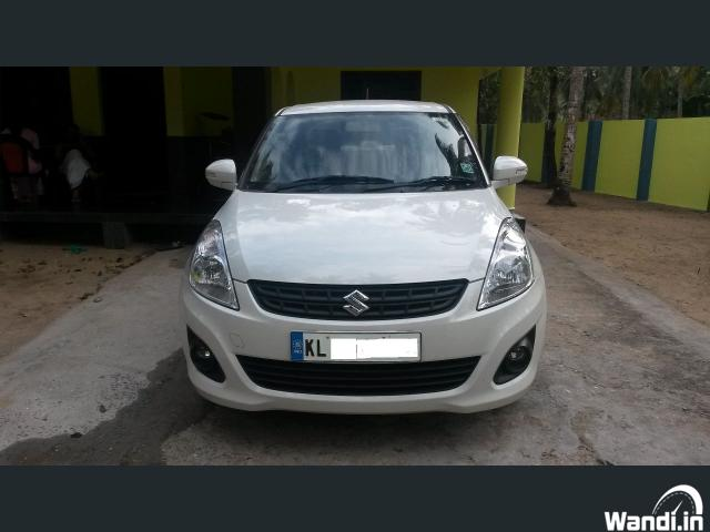 2014 Swift Dzire Automatic Gear Petrol